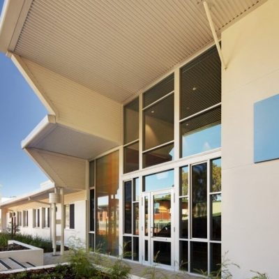 2_DWA Architects_Wanneroo Secondary College_Year 7_Exterior 1